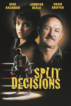 Split Decisions movie poster.