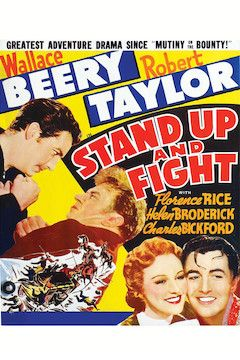 Stand Up and Fight movie poster.