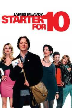 Poster for the movie Starter for 10
