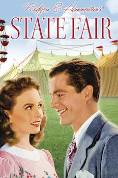 State Fair movie poster.
