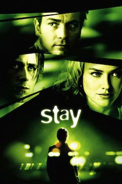 Stay movie poster.