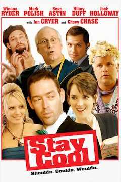 Stay Cool movie poster.