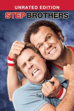 Step Brothers movie poster.