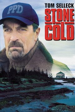 Stone Cold movie poster.