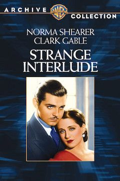 Strange Interlude movie poster.