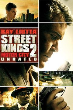 Street Kings 2: Motor City movie poster.