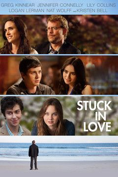 Stuck in Love movie poster.