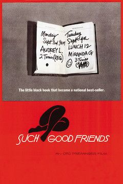 Such Good Friends movie poster.