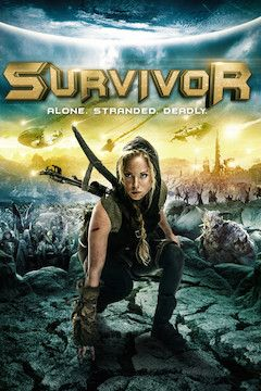 Survivor movie poster.