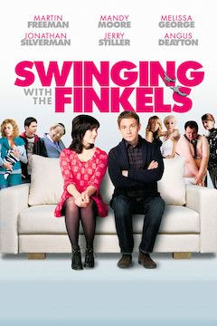 Swinging With the Finkels movie poster.