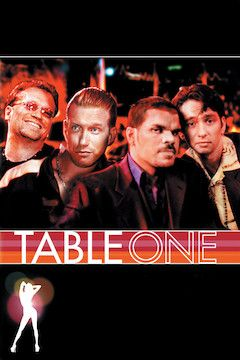 Table One movie poster.