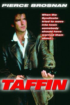 Taffin movie poster.