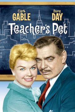Teacher's Pet movie poster.