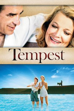Poster for the movie Tempest