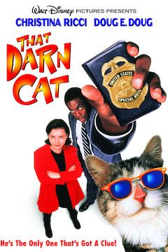 That Darn Cat movie poster.