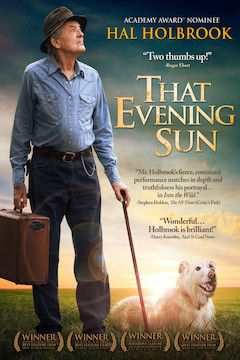 That Evening Sun movie poster.