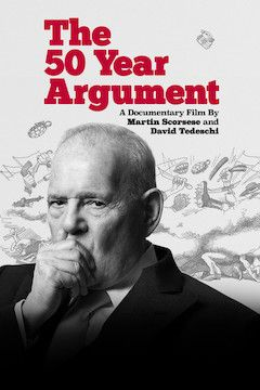 The 50 Year Argument movie poster.