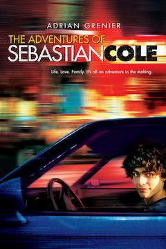 The Adventures of Sebastian Cole movie poster.