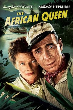 Poster for the movie The African Queen