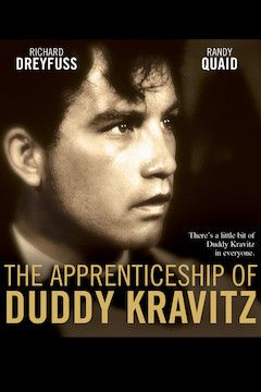 The Apprenticeship of Duddy Kravitz movie poster.