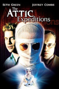 The Attic Expeditions movie poster.