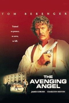 The Avenging Angel movie poster.