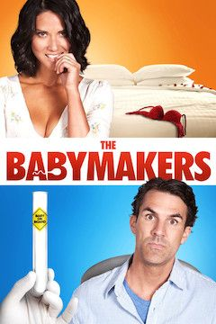 The Babymakers movie poster.