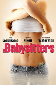 The Babysitters movie poster.