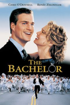 The Bachelor movie poster.