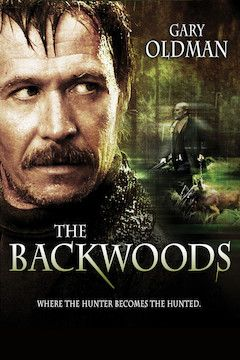 The Backwoods movie poster.