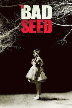 The Bad Seed movie poster.