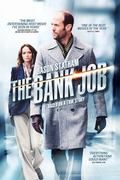 The Bank Job movie poster.