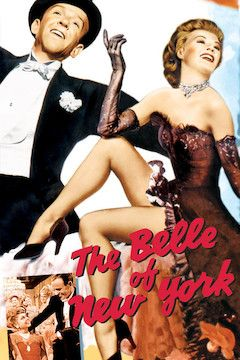 The Belle of New York movie poster.