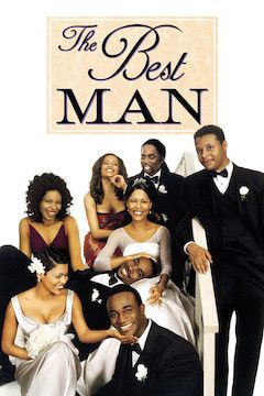 Poster for the movie The Best Man