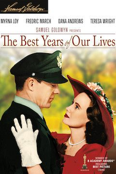 Poster for the movie The Best Years of Our Lives