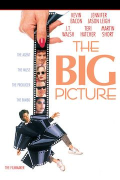 The Big Picture movie poster.