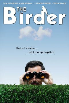 The Birder movie poster.