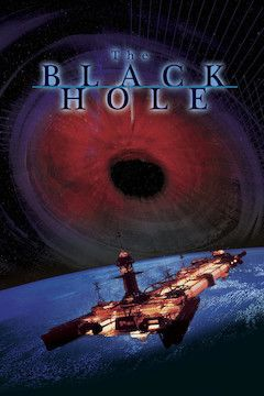 The Black Hole movie poster.