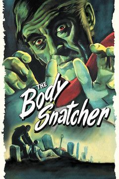 The Body Snatcher movie poster.