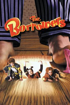 The Borrowers movie poster.