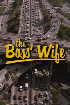 The Boss' Wife movie poster.