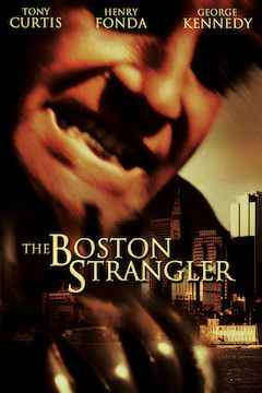 The Boston Strangler movie poster.