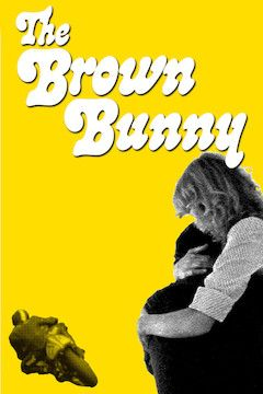 The Brown Bunny movie poster.