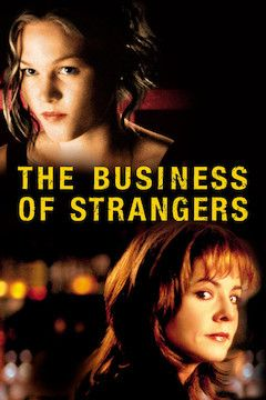 The Business of Strangers movie poster.