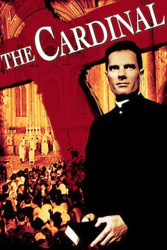 Poster for the movie The Cardinal