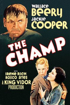 The Champ movie poster.