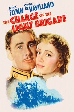 The Charge of the Light Brigade movie poster.