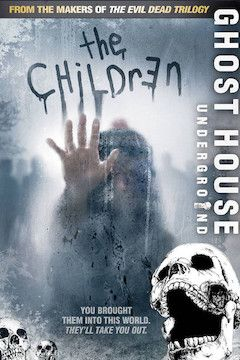 The Children movie poster.