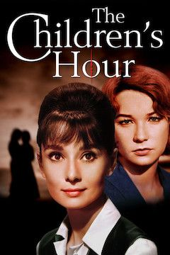 The Children's Hour movie poster.
