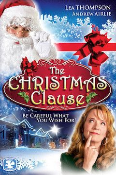 The Christmas Clause movie poster.